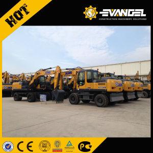 XCMG 15 tonnellate escavatore a ruote braccio di lunghezza Xe150wb da vendere
