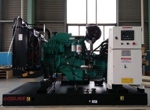 承認されるセリウムが付いている313kVA (250kw)極度の無声Cumminsの発電機(GDC313*S)