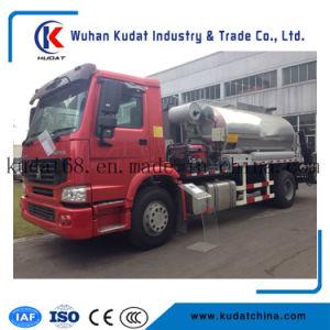 Camion di spruzzatura 5162glq del bitume di LHD