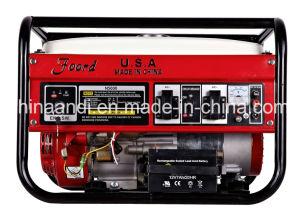 5000W de dubbele Generators van de Motor van de Benzine van de Druk