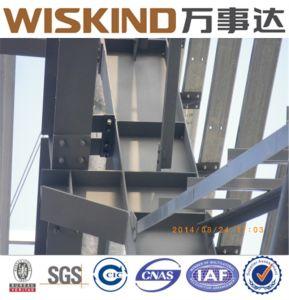 La estructura de acero de alta calidad para la estructura del edificio