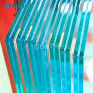Resistente al impacto de huracanes en SGCC Panel paneles de vidrio laminado templado con bajo precio