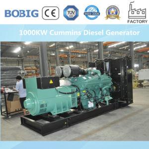 300квт 375ква дизельный двигатель Cummins генератор
