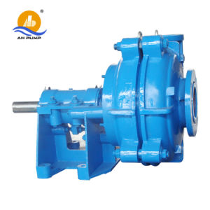 Doppia pompa centrifuga dei residui di estrazione dell'oro 2-1.5 dell'intelaiatura
