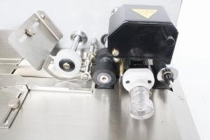 Date de jet d'encre par lot automatique Le codage de la machine avec l'encre solide