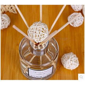Sfera personalizzata del rattan del diffusore della canna del fiore