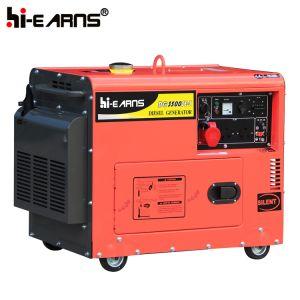 3kw hogar silencioso Portátil Generador Diesel (DG3500SE).