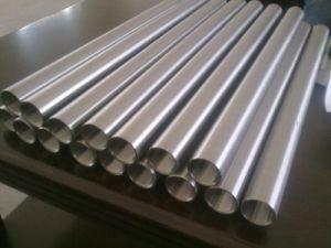 Tubo saldato titanio, tubi senza giunte di titanio, tubo di titanio della lega