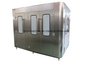 Frasco Pet automática de água mineral água de máquinas da fábrica