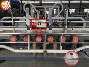 중국 고속 자동적인 상자 Stitcher 기계