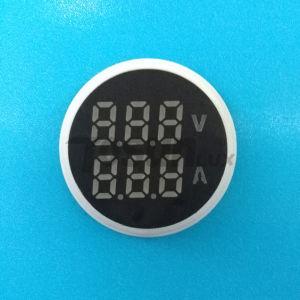 Mini Digitales Voltímetros (V/A Double Screen)