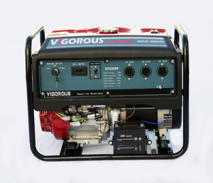 Alta Quaolity 6.5Kw gerador a Gasolina de partida elétrica
