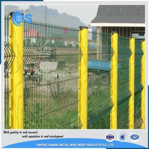 防蝕折られた金網3Dの塀のパネル