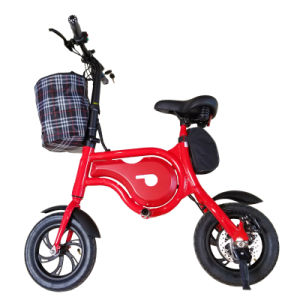최신 판매를 위한 판매에 의하여 사용되는 전기 접히는 자전거