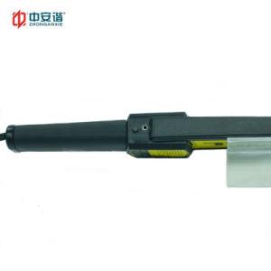 低電力消費の高い感度の手持ち型の金属探知器