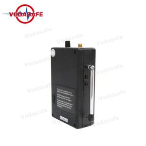 De handbediende GPS en van het Signaal Cellphonejamming Stoorzender van het Signaal van Displaybug Detectorwideband van het Beeld van de Scanner van de Camera van Detectorprofessional