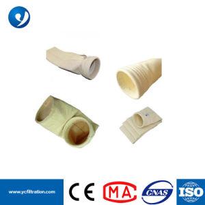Les poussières industrielles Collection de l'aramide Sac filtre pour l'acier usine Usine de ciment
