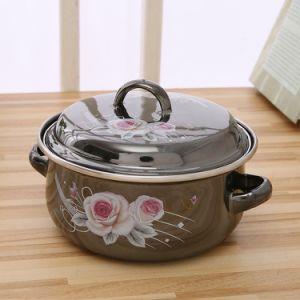 5pcs espejo diseño caliente Esmaltes esmalte aplique Pot