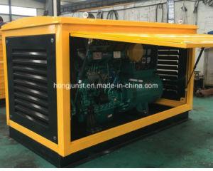 75kw Weichaiエンジンを搭載する無声ディーゼル発電機セット