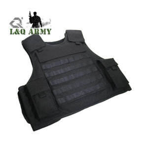 Taktischer Gang-kugelsichere Schutzkleidung-Weste