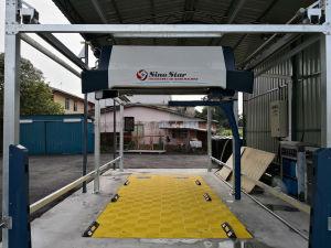Высокая производительность автоматической мойки Touchless Малайзии машины струей воды автомобильная мойка (S9)