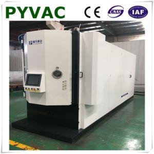 錫、Tic、Ticn、Tialn、CrnのCu、Au、DlcはPVDのコーティングの機械装置を撮影する