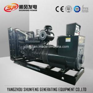 Shangchai 313kVA Groupe électrogène diesel de puissance électrique avec Dynamotor sans balai