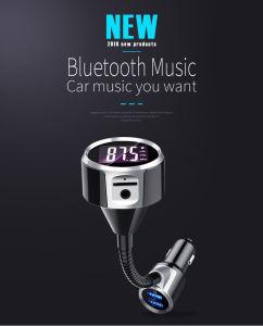 무선 핸즈프리 차 장비 오디오 MP3 선수 FM 전송기