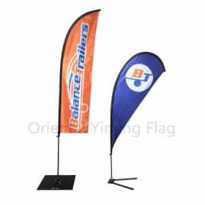 破損の低下の飛行の上陸海岸表示旗、カスタム羽浜の旗、大きい上陸海岸表示旗を広告するShenzehenの工場