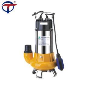 Acero inoxidable Corrosion-Resistant hidráulico de drenaje de aguas residuales de la bomba sumergible de Aguas Residuales