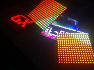 P10は極度のライトLEDモジュールの表示カラー二倍になる