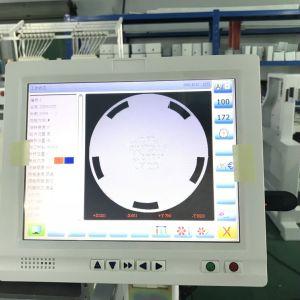 6つの日本但馬刺繍機械帽子そしてTシャツのヘッドによってコンピュータ化される刺繍機械