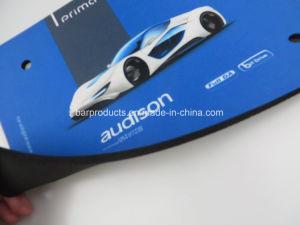 5mm de espessura Mouse pad do computador com o logotipo do carro para a promoção