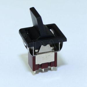 トグルスイッチのロッカーの小型6A平らなハンドル