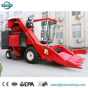 판매를 위한 최신 판매 4yz-4c 옥수수 수확기 기계