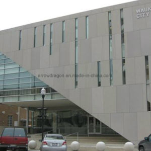 Pierre de granite Anti-Moisture Non-Combustible Panneaux d'Honeycomb pour façade en aluminium