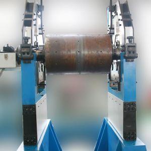 Промышленный Центробежный вентилятор балансировки нагрузки машины (PHW-160H)