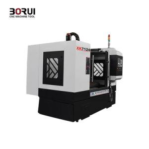 Xk7124 fresadora CNC con cabezal divisor