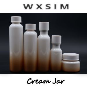 Highqualityの工場Production Cosmetic Packaging 30ml 50ml 120ml Cream Jar