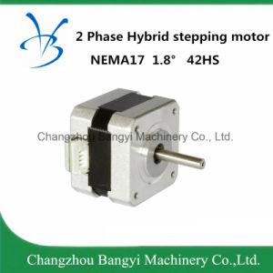 42HS2a34-134 1.3A 3.12V de 34mm NEMA17 Motor paso a paso impresora 3D.