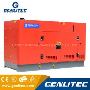 Generatore insonorizzato Rated del diesel di potere 37.5kVA 30kw Yangdong