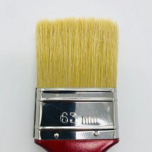 Pennello di plastica rosso & dorato della maniglia