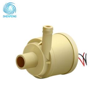 Basse pression de pompe à eau Mini pour machine à café