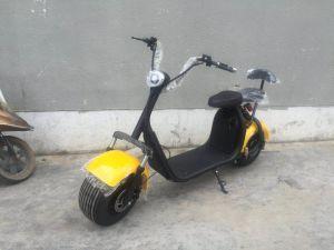 На заводе на 2000 Вт Citycoco Съемная аккумуляторная батарея продуктов электрический скутер ESC005-C в аренду бизнес