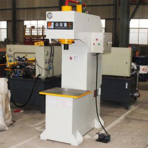 油圧出版物機械に耐え、打つ40t 50t 60t 80t Cフレーム