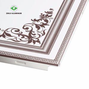2018 Qualité assurée clip dans l'environnement du Conseil de plafond en aluminium