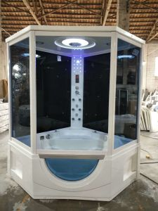 Informatizar la sala de vapor con bañera de hidromasaje (936D)