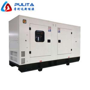 大きい割引150kVA三相ディーゼル力の無声発電機の価格