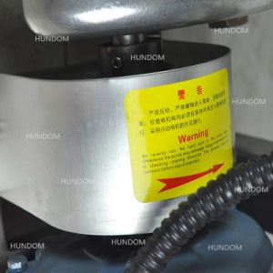 Sanitaria de calidad alimentaria de doble tornillo de acero inoxidable bomba de transferencia de atasco