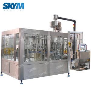 Botella de agua subterránea automática Máquina de Llenado de líquido